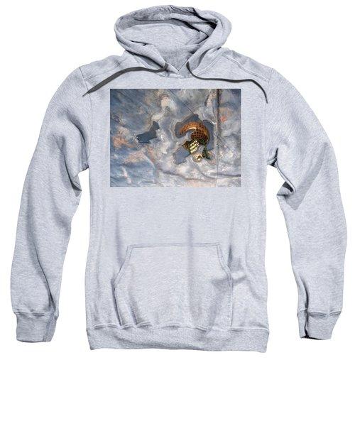 Puddle Of Sunsphere Sweatshirt