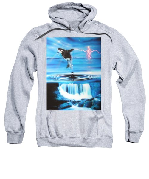 Pure Water Systems Sweatshirt