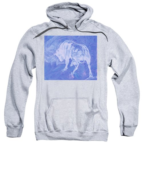 Purple Bull Negative Sweatshirt