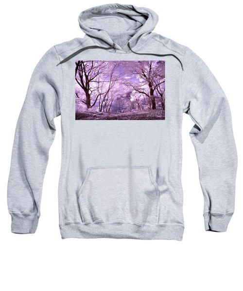 Purple Forest Sweatshirt