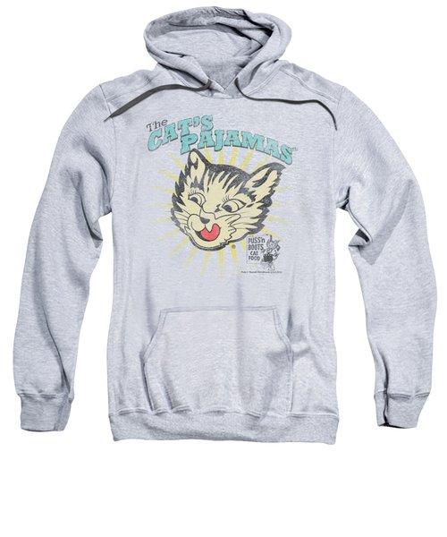 Puss N Boots - Cats Pajamas Sweatshirt