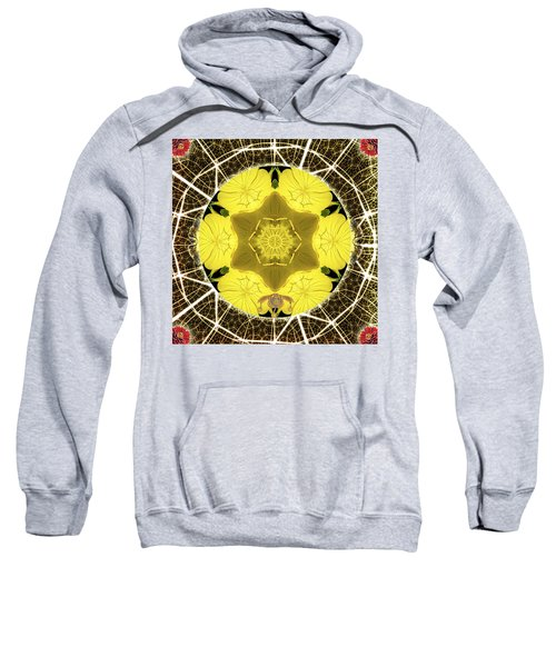 Queen Bee-nectar Of Life Sweatshirt