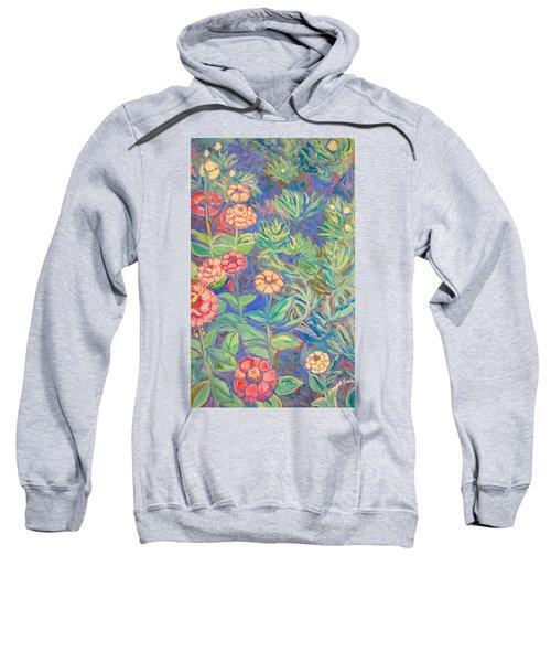 Radford Library Butterfly Garden Sweatshirt