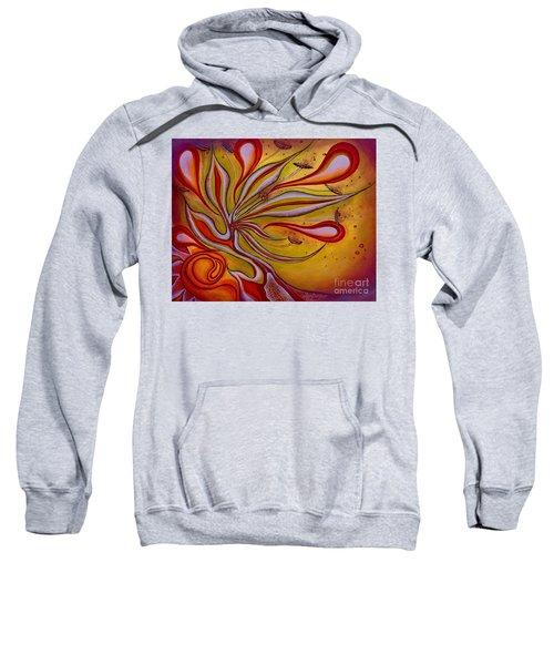 Radiance Of Purpose Sweatshirt