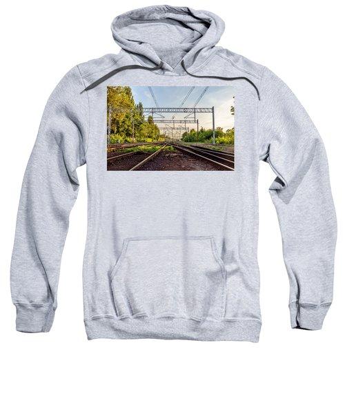 Railway To Nowhere Sweatshirt