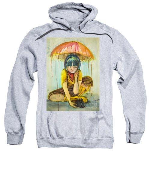 Rain Day  Sweatshirt