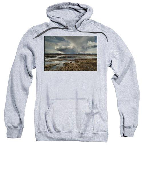 Rain Storm Sweatshirt
