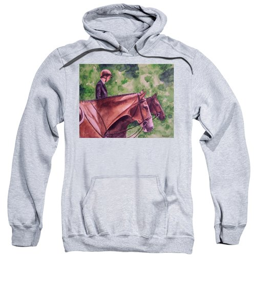 Ready To Show Sweatshirt