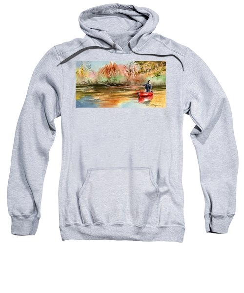 Red Canoe Sweatshirt