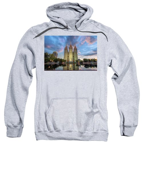 Reflecting On Faith Sweatshirt