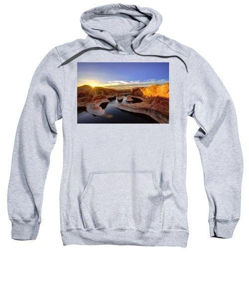 Reflection Canyon Sunrise Sweatshirt