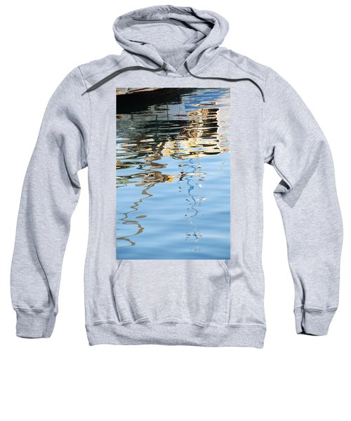 Reflections - White Sweatshirt