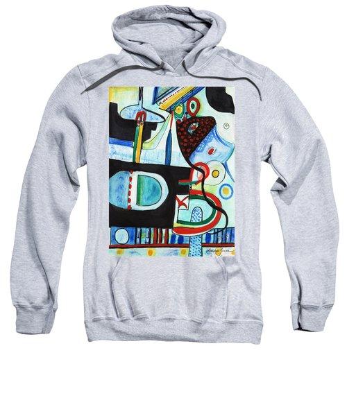 Reflective #7 Sweatshirt