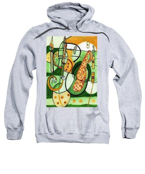 Reflective #9 Sweatshirt