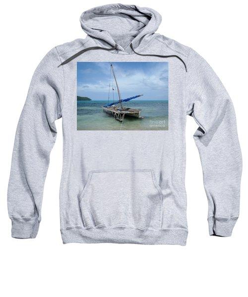 Relaxing After Sail Trip Sweatshirt