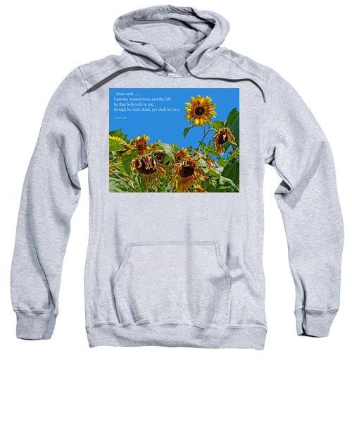 Resurrected Life Sweatshirt