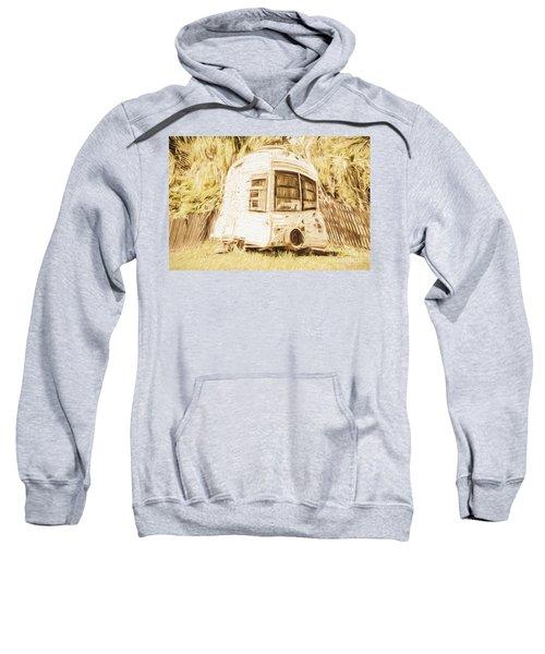 Retrod The Comic Caravan Sweatshirt