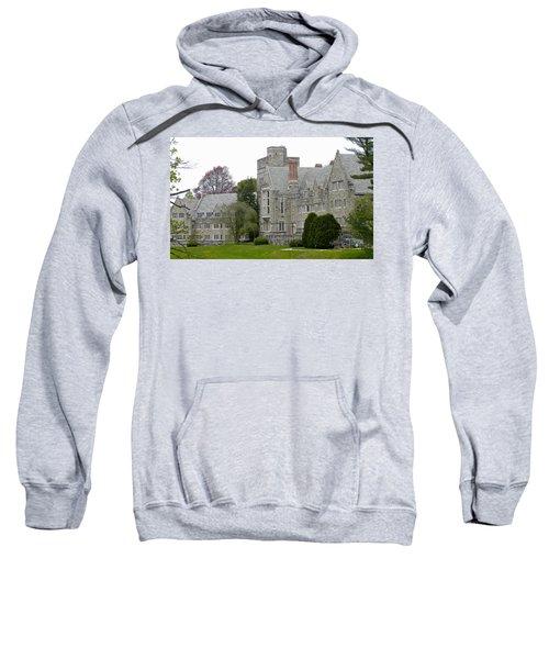 Rhoads Hall Bryn Mawr College Sweatshirt