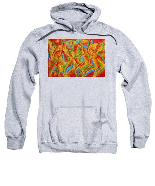 Rhythm And Blues Sweatshirt