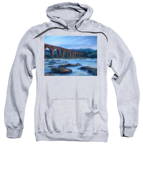 Richmond Train Trestle Sweatshirt