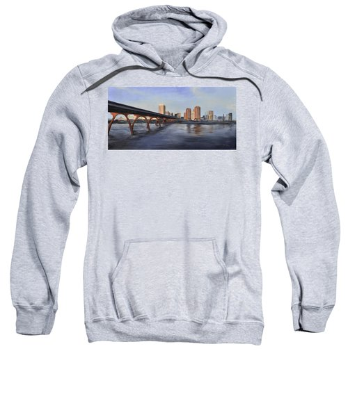 Richmond Virginia Skyline Sweatshirt