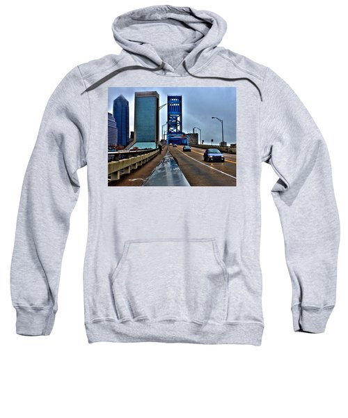 Ride The Rail Sweatshirt