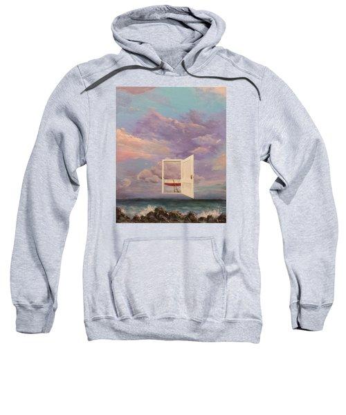 Right Where It's Always Been Sweatshirt