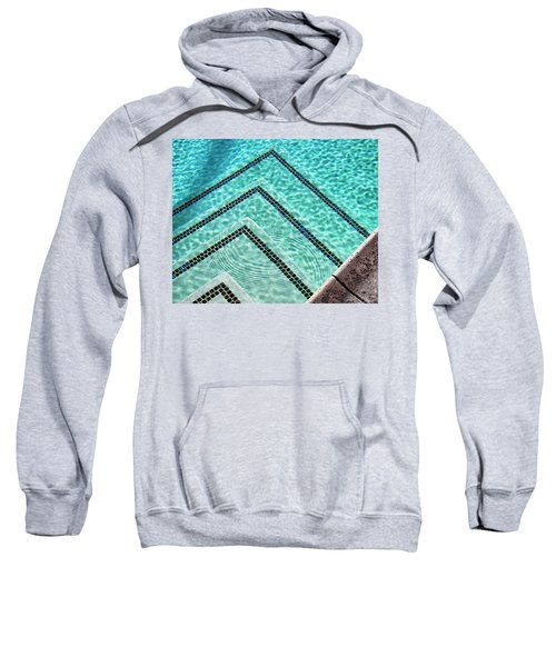 Ripple Effect Palm Springs Sweatshirt