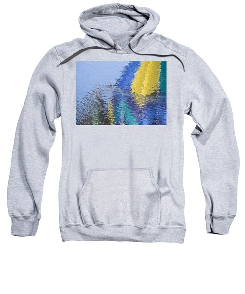 Ripples Sweatshirt by Alex Lapidus