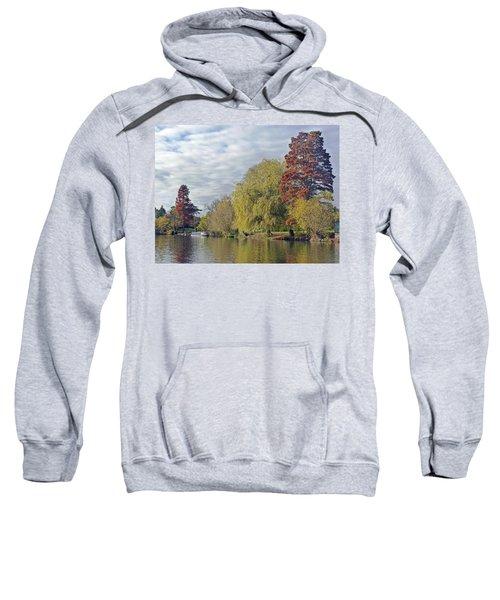 River Avon In Autumn Sweatshirt