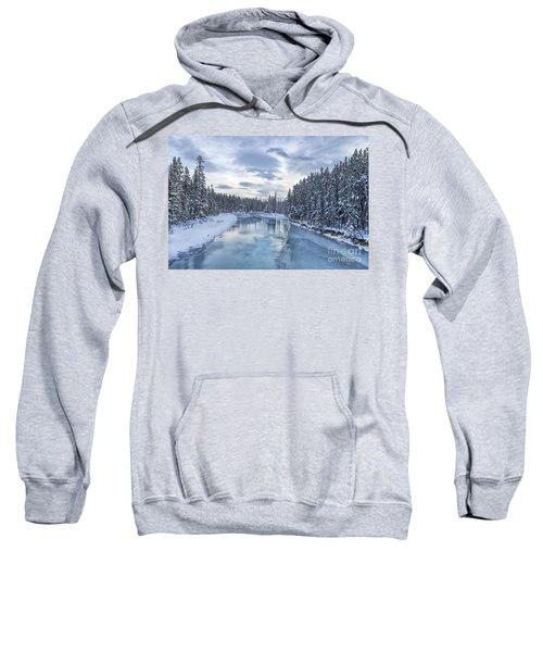 River Of Ice Sweatshirt
