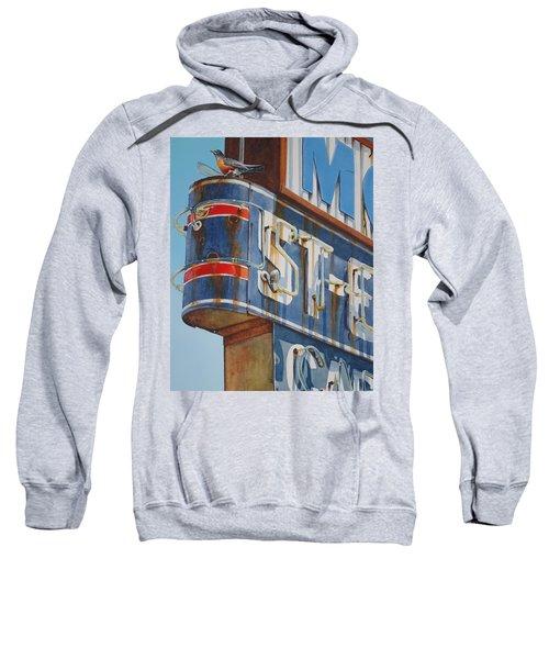 Robin And Motel Sweatshirt