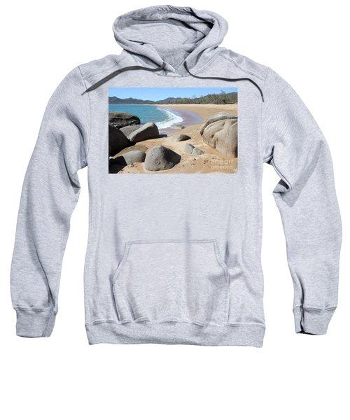 Rocks On The Beach Sweatshirt