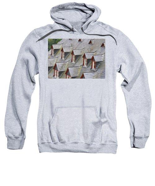 Roof Tops Sweatshirt