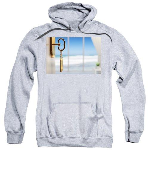 Start Of A Great Vacation Sweatshirt