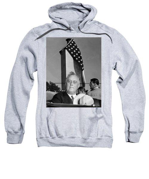 Roosevelt At Gettysburg Sweatshirt