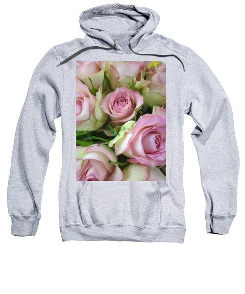 Rose Bed Sweatshirt