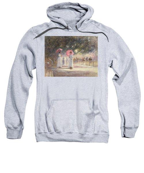Rotten Row Sweatshirt by Harry Fidler