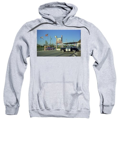 Route 66 - Anns Chicken Fry House Sweatshirt