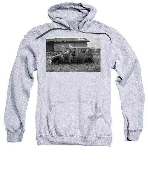 Route 66 Travels Sweatshirt