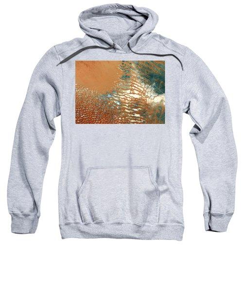Rub Al Khali Desert Saudi Arabia Sweatshirt
