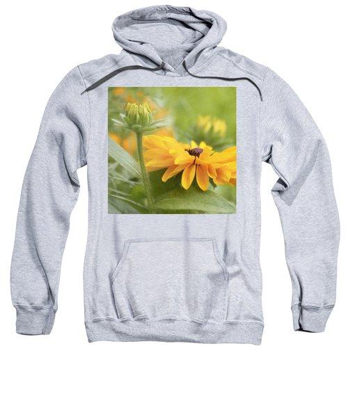 Rudbeckia Flower Sweatshirt
