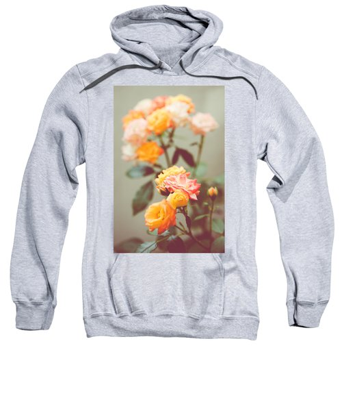 Rumba Rose Sweatshirt