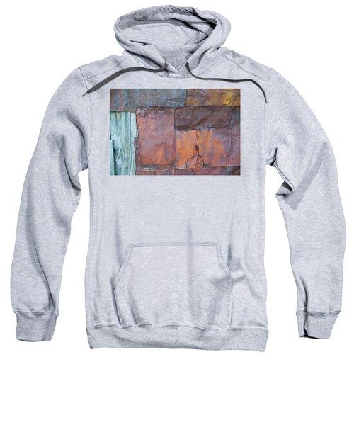 Rust Squared Sweatshirt