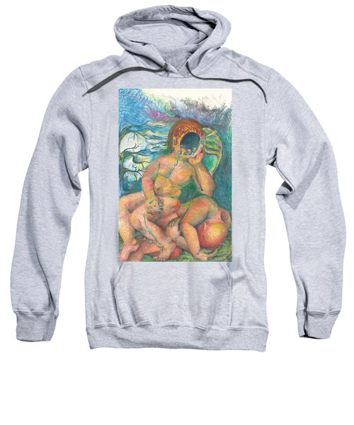 Sadness And Despair Sweatshirt