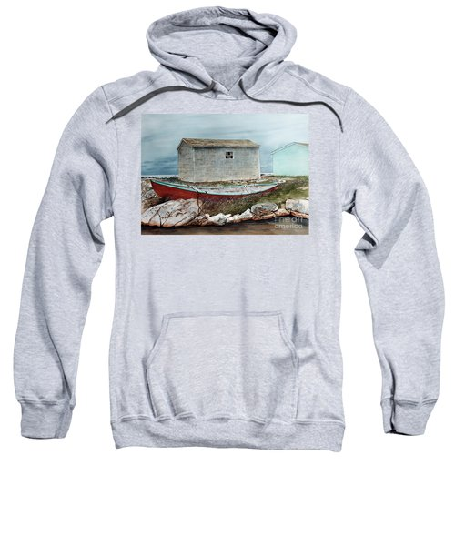 Safe From The Storm Sweatshirt