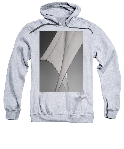 Sailcloth Abstract Number 3 Sweatshirt