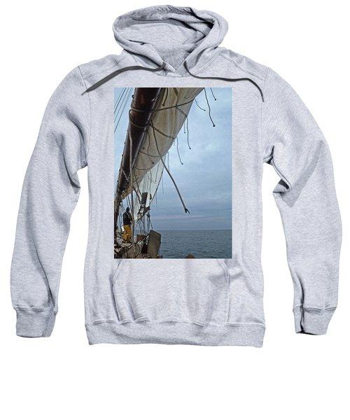 Sailing A Skipjack Sweatshirt