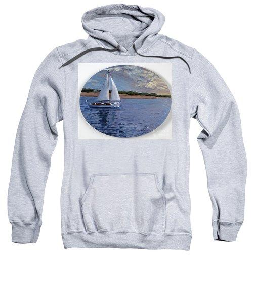 Sailing Homeward Bound Sweatshirt