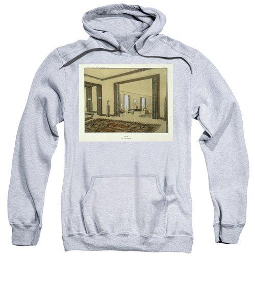 Salon, From Repertoire Of Modern Taste Sweatshirt